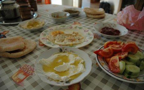 List of Palestinian dishes - Wikipedia