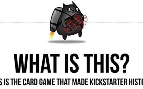 Amazon.com: Exploding Kittens: A Card Game About Kittens and Explosions and Sometimes Goat