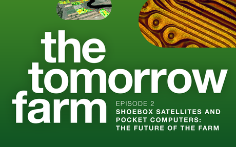 Shoebox Satellites and Pocket Computers: The Future of the Farm