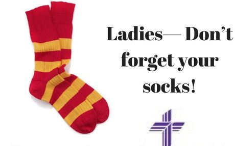 Mites Challenge-- Fill Your Socks, Ladies!