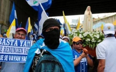Nicaragua, de débil democracia a dictadura violenta