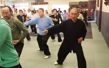 The 6 Stages of Learning Chen Tai Chi - Part 1 of 3
