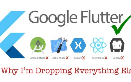Why I'm Giving Up All Mobile Tech for Flutter – Dean Chalk
