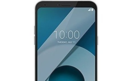 LG Q6+ Dual Sim (Snapdragon 435, 3000mAh, Octa Core, 4GB+64GB) (Platinum)