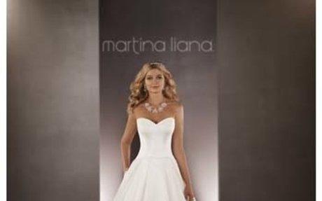 Martina Liana 627 Bridal gowns, Bridal Store Walnut Creek | Flares Bridal