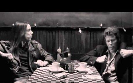 Jarmusch - Kávé és cigaretta (Pop & Waits)