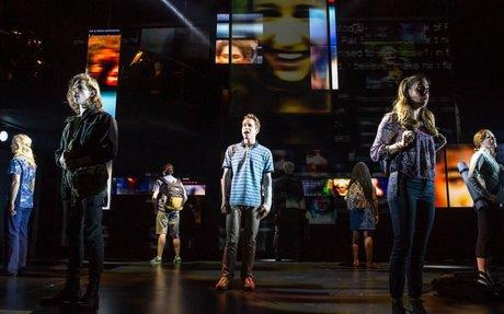 DEAR EVAN HANSEN | A New Musical On Broadway