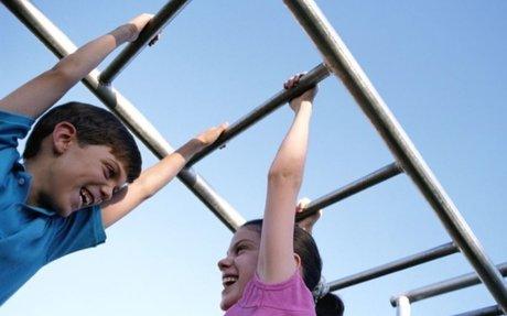 Stronger Muscles May Pump Up Kids' Memory Skills