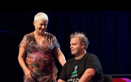 A double shot of happiness: Tim & Judy Sharp at TEDxSydney 2014