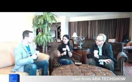 Joshua Lenon ABA TECHSHOW 2016 Live Interview