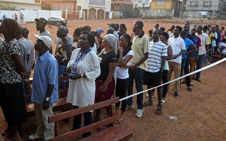 Forget Online Voting, Sierra Leone Just Used Blockchain Voting