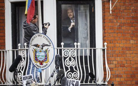 Charging Assange Could Have a Lasting Impact on Press Freedom