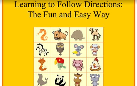 Following Directions and Logic Puzzles