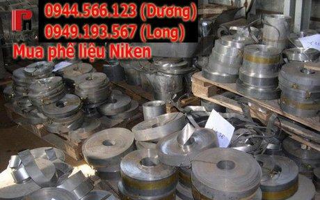 Mua phế liệu Niken, thu mua phế liệu giá cao nhất