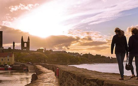 Win A Trip To Scotland
