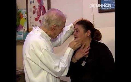 سوريا: طبيب الفقراء