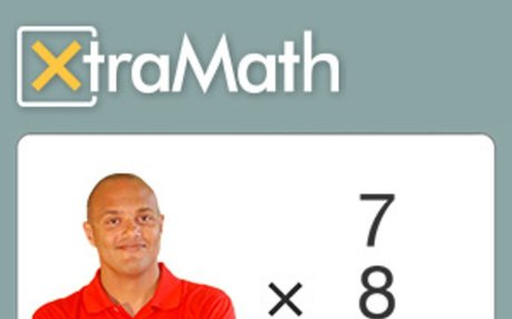 XtraMath - 10 minutes a day for math fact fluency