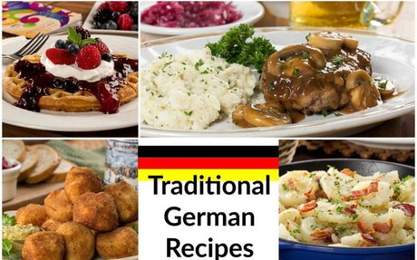 21 Traditional German Recipes