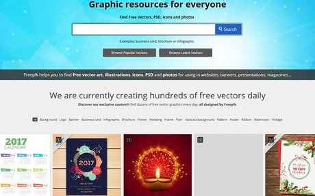 Freepik - Free Graphic resources for everyone