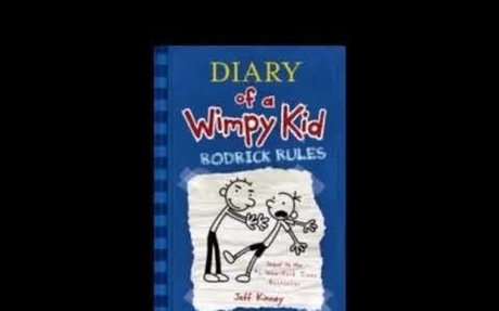 Diary of a Wimpy Kid Book 2 Rodrick Rules Children's Audiobook