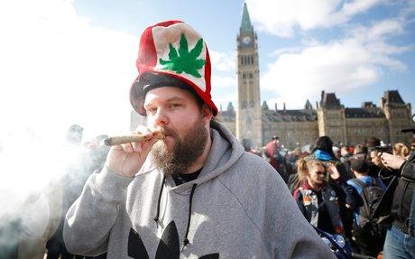 Marijuana Will Be Legal In Canada On Oct. 17