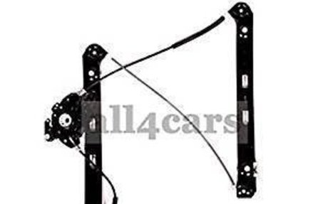 BMW E46 3 Series 1998 - 2005 Front Electric Window Regulator Right Driver O/S: Amazon.co.u