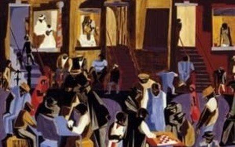 Harlem Renaissance Artist Period