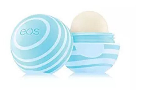 Amazon.com : eos Visibly Soft Lip Balm Sphere - Vanilla Mint | Long-lasting Moisture | 0.2
