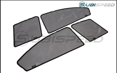 3D Maxpider Soltect Custom Fit Window Sun Shades - 2015+ WRX / 2015+ STI