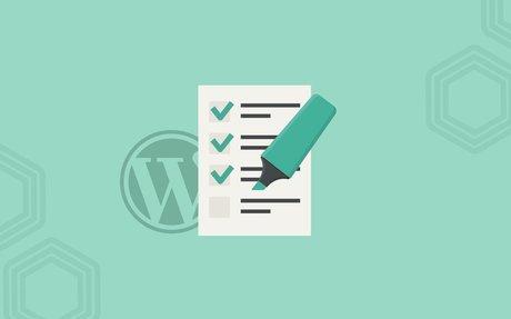 WordPress SEO Checklist - 45 Tips for 2017