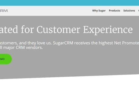 Customer Relationship Management Software | SugarCRM