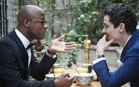 Damien Chazelle and Barry Jenkins on That Oscars Shocker: The Morning-After Interview