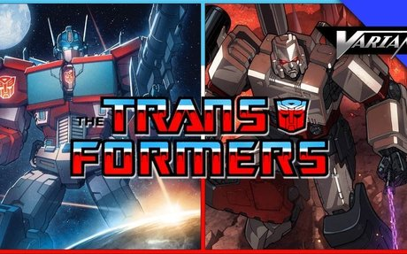 History Of The Transformers!