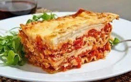 Home-made LASAGNA - Picture of La Zana Pizza & Pastaria, Wahroonga - TripAdvisor