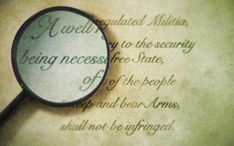 Deconstructing the Second Amendment