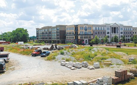 CARMEL: Proposed Carmel hotel raises questions about risk, private sector