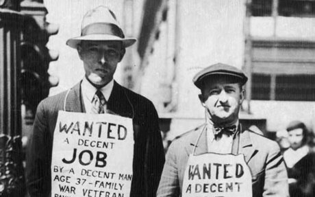 #4 The 1930's Great Depression