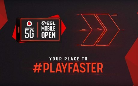 ESL and Vodafone Launch 5G Mobile Esports Tournament - The Esports Observer