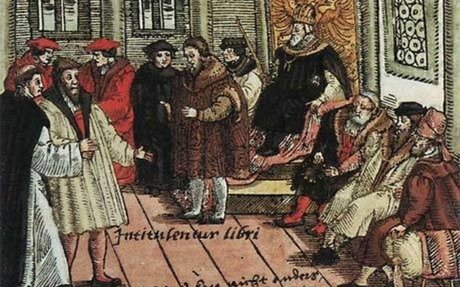 Diet of Worms | Germany [1521]