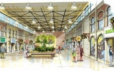 Unique Shopping Centre to Open at Heritage Industrial Site