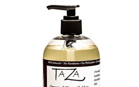 Taza Natural Omega-3 Hemp & Aloe Coconut Body Wash