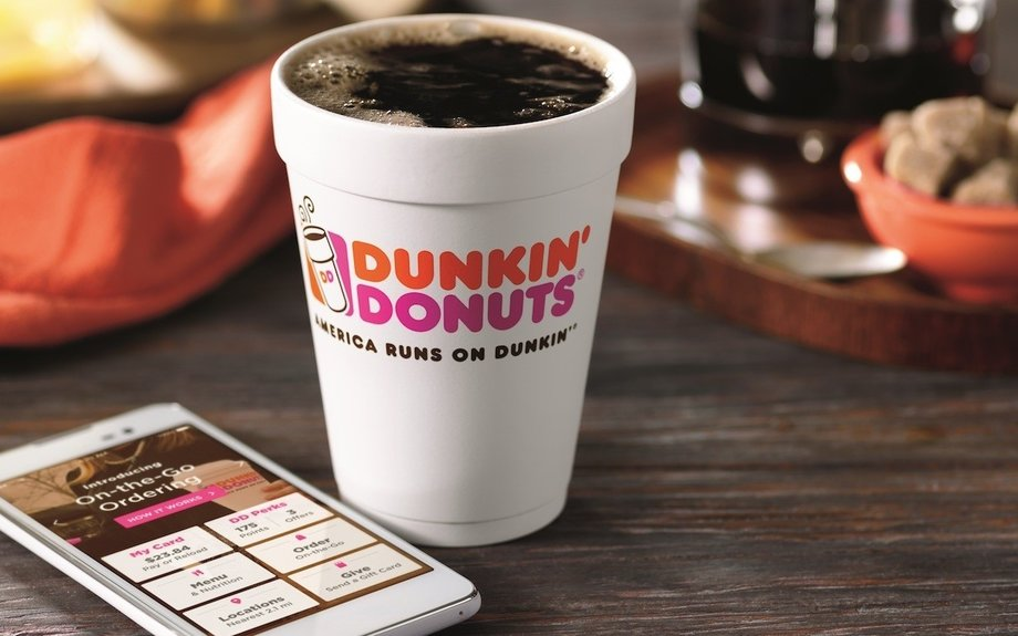 How Dunkin' Donuts turns to voice to boost mobile orders - Digiday