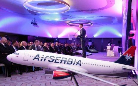 Mali: Srbija ima najbrže rastuću aviokompaniju u regionu