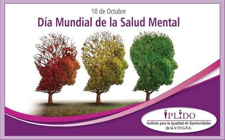 10 de Octubre. Día Mundial de la Salud Mental