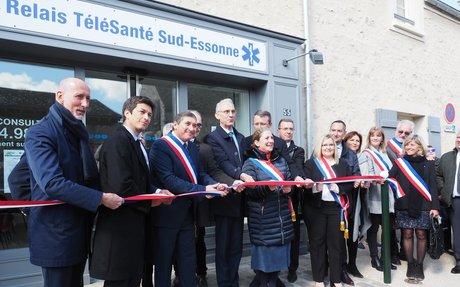 Essonne : inauguration du premier Relais TéléSanté du département