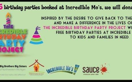 Incredible Mos |  Family Fun Center | Pizza & Pasta | Laser Tag | Arcade | Bowling |Traver