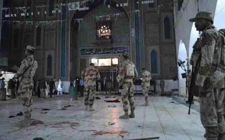 Pakistan mosque attack: Authorities seal border with Afghanistan after deadly blast