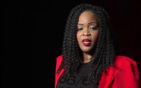 Uncovered: Finding & Being Authentically Myself at Work | Suezette Robotham | TEDxBeaconSt