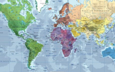 Geoatlas - Maps of World, world maps, continents, globes, countries, city maps, flags and