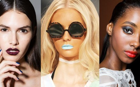 Every Makeup Look You Need to See From NYFW